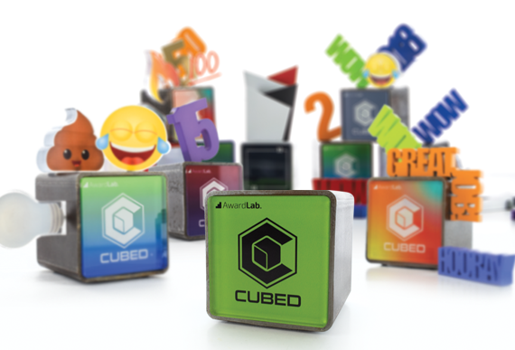 AwardLab | Cubed | Visions/Awardcraft